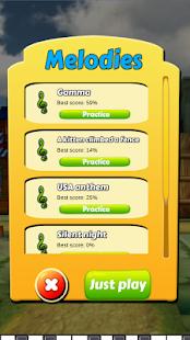 Piano Ninja screenshot