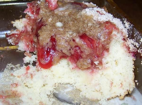 Cobbler Coffee Cake Recipe