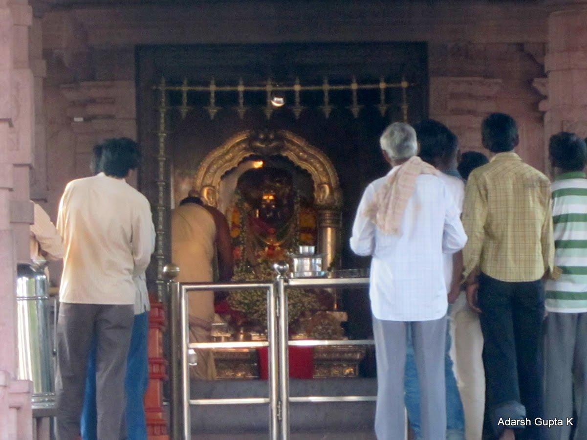 Sri Jogulamba Devi Temple, Alampur Andhra Pradesh - Shakti Peetha 05