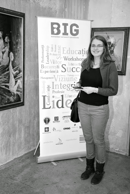 Bucharest Integrity Gathering - B&W - (3)