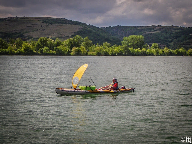 Balades collectives en vélo-kayak : préparatifs du matériel et questions logistiques  [projet de Pouille] - Page 7 IMGP0285