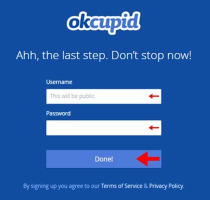 Abrir mi cuenta Okcupid - 751