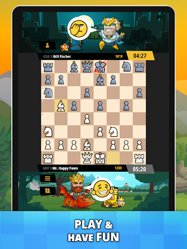 Chess Universe - learn and play 1.3.4 screenshots 9