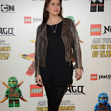 OIC - ENTSIMAGES.COM - Amanda Lamb at the Lego Ninjago: Masters Of Spinjitzu Premier  in London  7th February 2015  Photo Mobis Photos/OIC 0203 174 1069