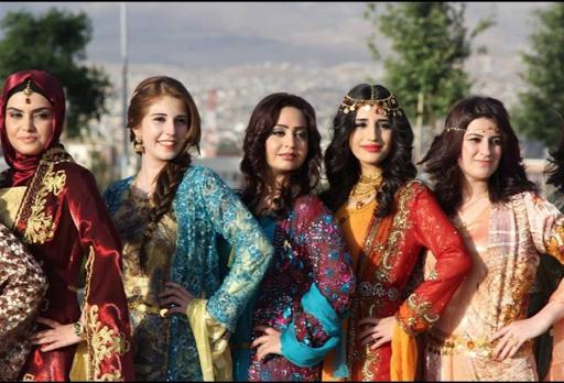 تجلّي اللون في وعي الشعب الكردي وتفكيره