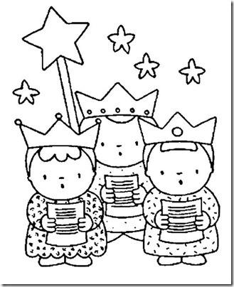 reyes magos jugarycolorear  (5)