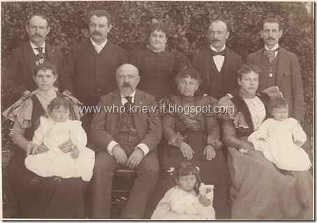 Gunzendorfer Family cropped