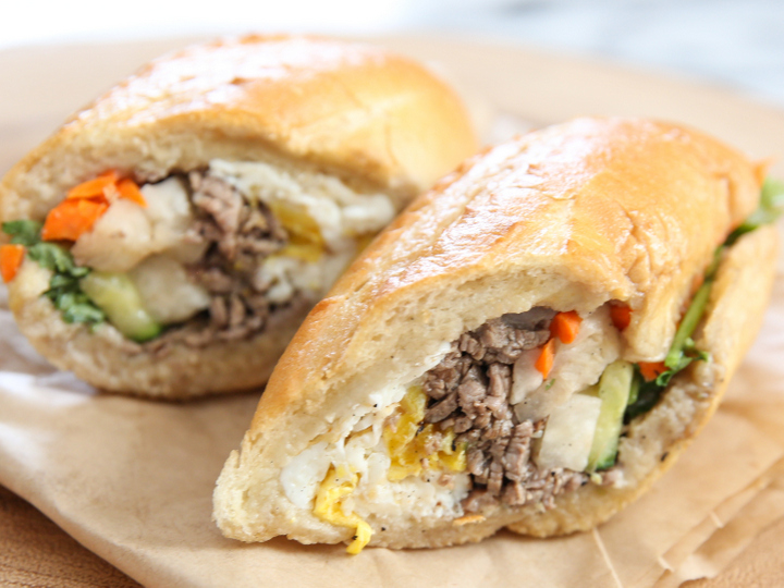 photo of BBQ Beef Bánh Mì from Food Shop