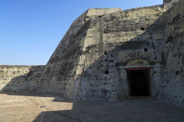 Fort Battlements