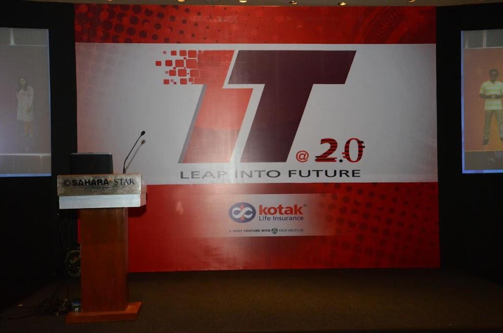 IT at 20 - Leap into Future - Lets Grow - Kotak Life Insurance - 1