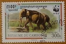timbre Cambodge 004