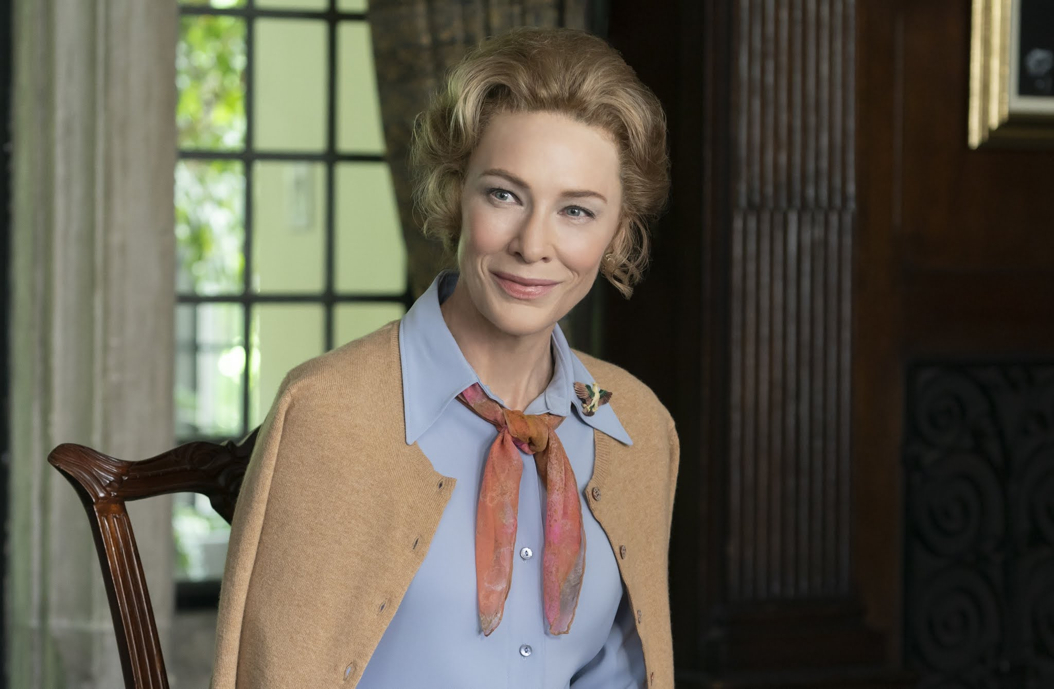 Phyllis Schlafly de Mrs. America
