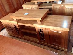 Kệ tivi gỗ MS-166