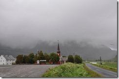 10 Flakstad eglise 1780 construite par les russes