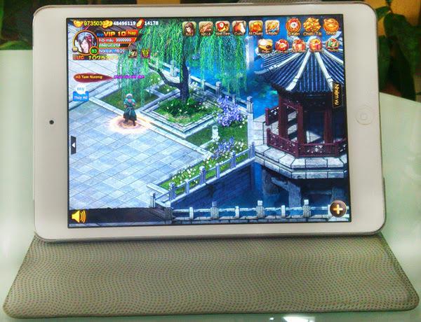Thủy Hử 3D là trò chơi di động tiếp theo của Soha Game 5