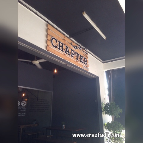 Chapter Cafe Kota Bharu
