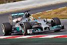 Lewis Hamilton - Mercedes W05