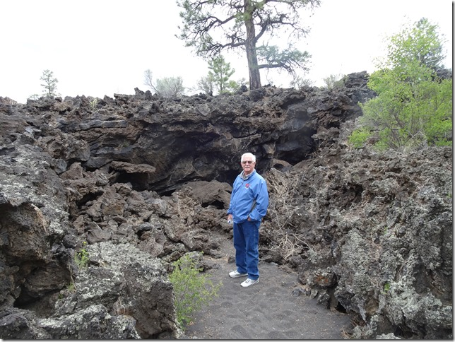 Lava Flow Sunset Crater