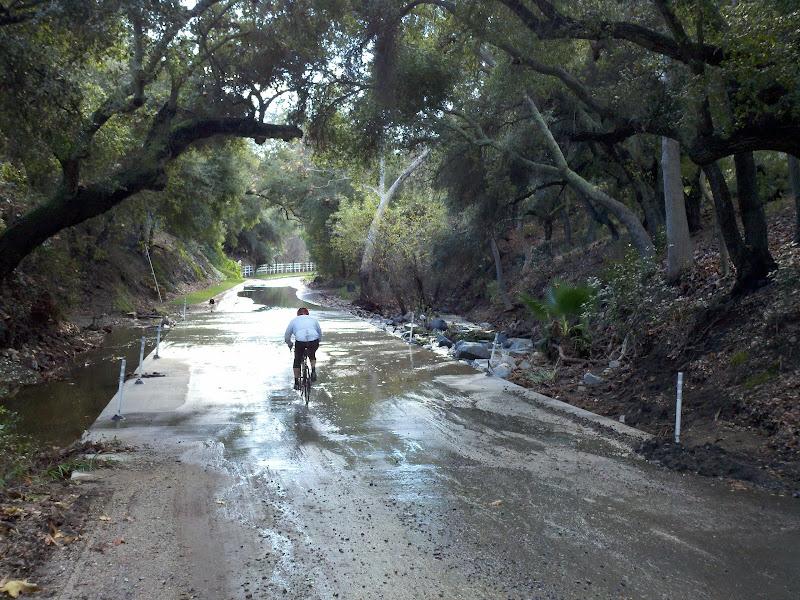 San Diego Christmas Ride • De Luz Road