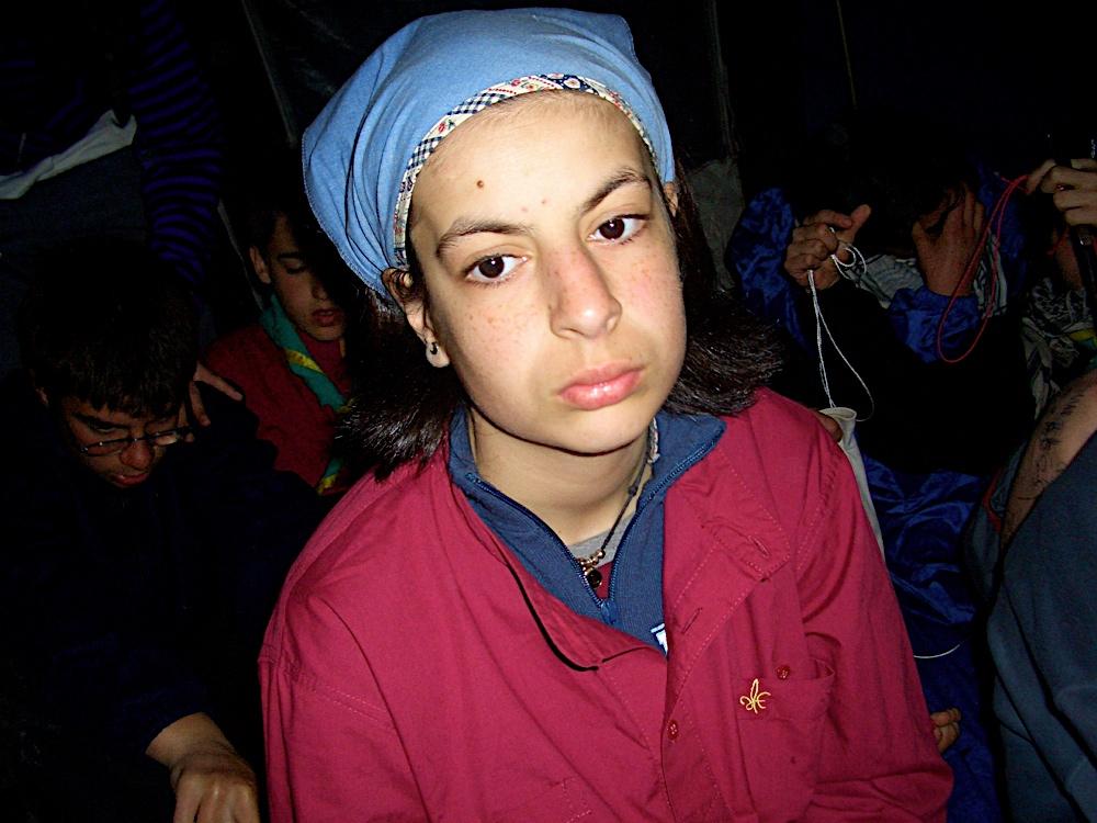 Campaments amb Lola Anglada 2005 - CIMG0424.JPG