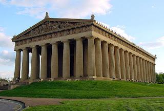 αμερικανικός παρθενώνας,αναβίωση αρχαιότητας,ναός Θεάς Αθηνάς, μνημείο αμερικανικού πολιτισμού,κοιτίδα δημοκρατίας,American parthenon, reviving ancient, temple goddess Athena, monument American culture, the cradle of democracy.