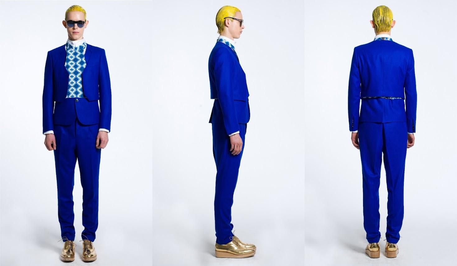 *華人設計新指標Six Lee的2013AW:將貴族古典剪裁活用於未來時裝! 6