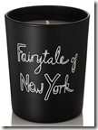 Bella Freud Farytale in New York Scented Candle