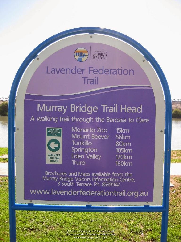 Trail Head Sign 2010 018