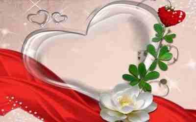 Busqueda del tesoro romantico
