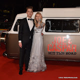 OIC - ENTSIMAGES.COM - Caspar Lee and Freddy Cousin Brown at the Joe and Caspar Hit The Road - UK film in London  22nd November 2015 premierePhoto Mobis Photos/OIC 0203 174 1069