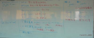 本週程式設計的新加元素:陣列及檔案讀寫