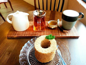 角公園咖啡 Triangle garden cafe