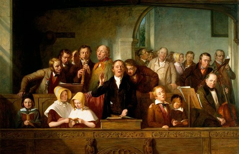 Thomas_Webster_-_A_Village_Choir