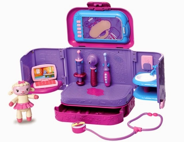 Doc Mcstuffins Carry along clinic #doctober