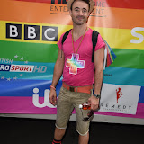 OIC - ENTSIMAGES.COM - Joe McFadden at the Pride in London Parade  27th June 2015 Photo Mobis Photos/OIC 0203 174 1069