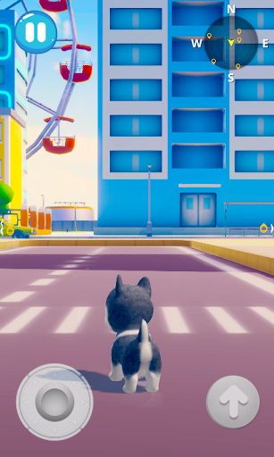 Talking Puppy And Chick 1.29 screenshots 4