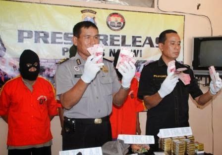 Berita foto Sinar Ngawi terbaru adalah tertangkapnya gembong UPAL di Terminal Gendingan