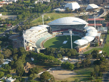 Newly developed Adelaide Oval