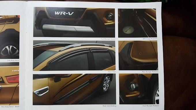 Honda WRV Accessories - an overview