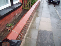lime mortar brick repair