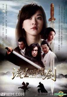 Tân Lưu Tinh Hồ Điệp Kiếm - Meteor, Butterfly, Sword (2010) Poster