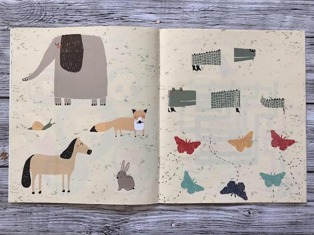 """Тетрадь """"Животные"""" от Анхельс Наварро - Тренируемся мыслить 17"""