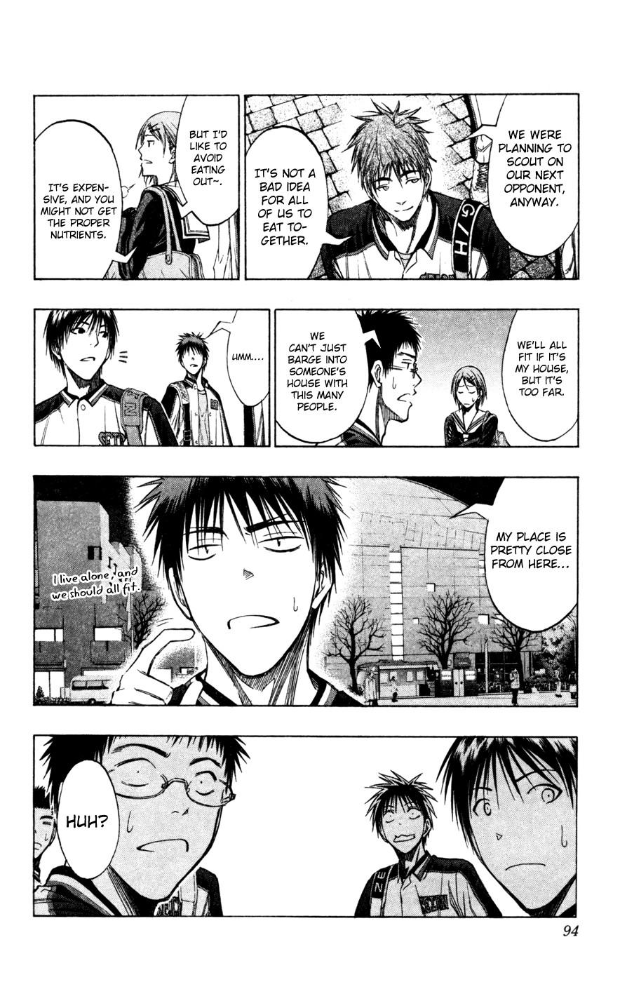 Kuroko no Basket Manga Chapter 140 - Image 04