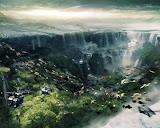 Waterfall Of Universe