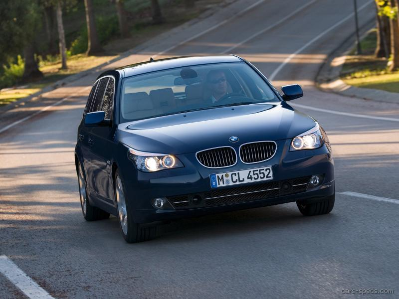 2008 BMW 5 Series Wagon Specifications, Pictures, Prices