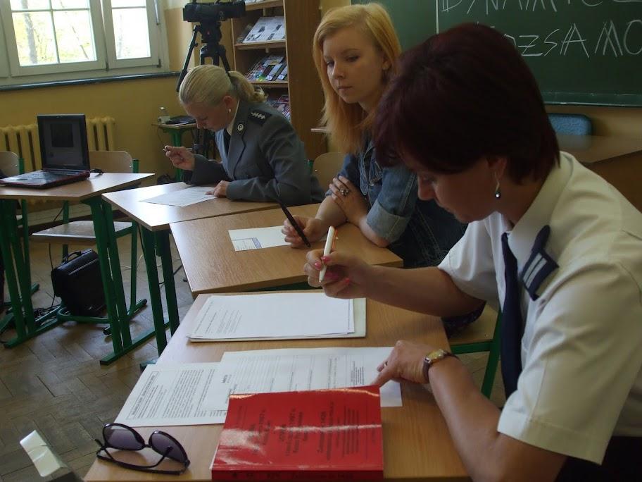 Godziny wychowawcze - przygotowanie Konferencji z GCPU - Dynamiczna Tożsamość 08-05-2012 - 9.JPG