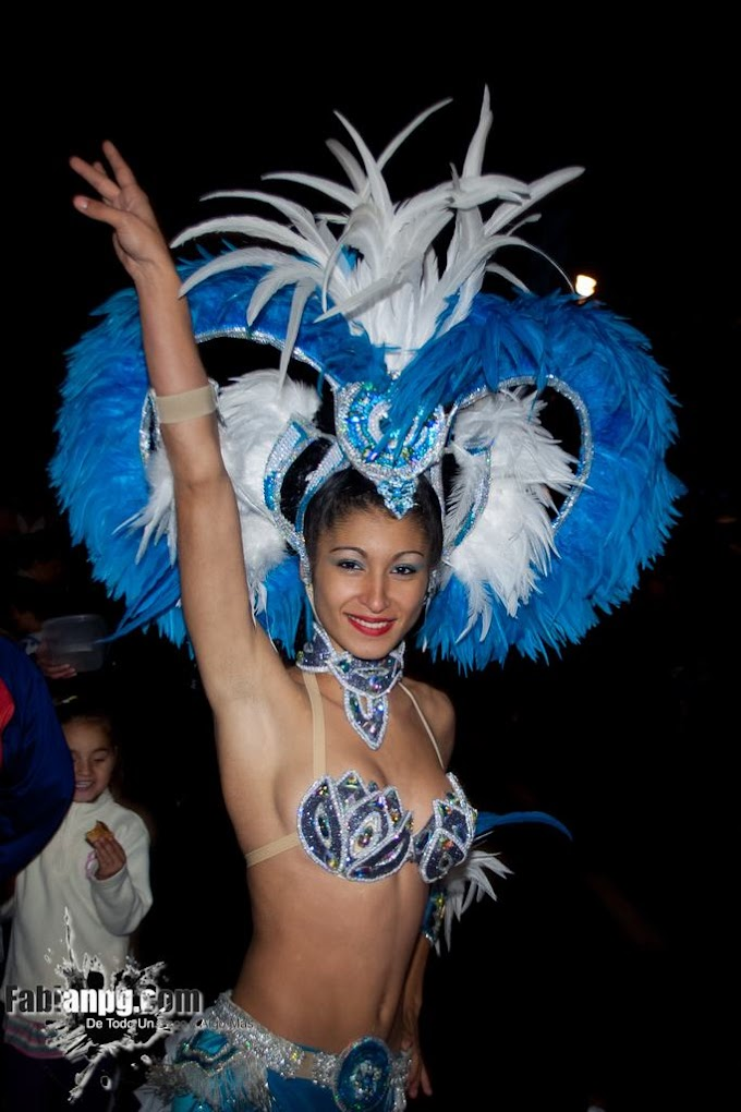 Cabalgata Carnaval Arucas 2012