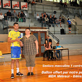 Seniors masculins 1 contre Toucy (06-10-13)