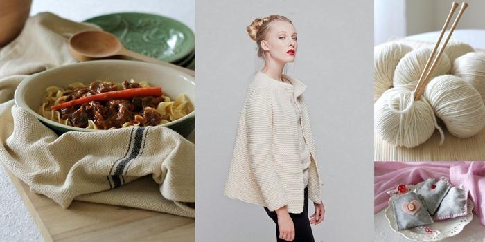 Blog Grey Felt Valentine's Bags