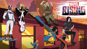 Marvel Rising: Initiation thumbnail